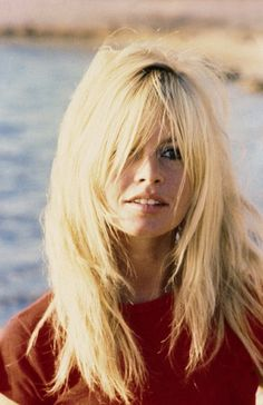 The Gorgeous And Sexy Brigitte Bardot. #Style #Hair