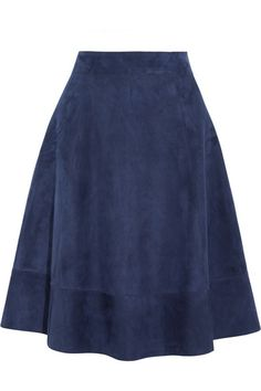 Michael Kors suede skirt