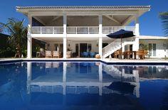 Sig Bergamin's beach house in Trancoso, Bahia, Brazil.