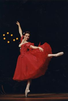 Sylvie Guillem in Marguerite and Armand, The Royal Ballet © Bill Cooper