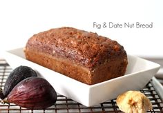 Brimming with fruit and nuts, Fig & Date Nut Bread packs a lot of nutrition and flavor into every bite. Great for breakfast spread with cream cheese or an afternoon snack with your favorite beverage. I gave a slice of this rich, moist bread to a friend to see if she liked it. She loved...Read More