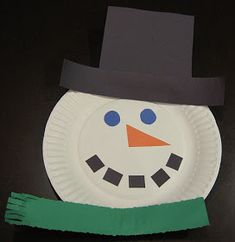Since I posted some of the Thanksgiving crafts we did at the after school program I thought I'd post a few of the fun projects we've done la...