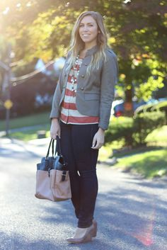 Room for Style: Layering your Fall Outfits