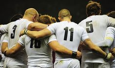 A powerful campaign from the Rugby Players' Association in England is hoping to tear down the stigma surrounding mental health. English Rugby, Team Games, Rugby World Cup, Rugby Players, Self Motivation, Bone Health, Physical Activities, Physical Fitness
