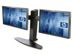 HP Dual Monitor Stand Bundle