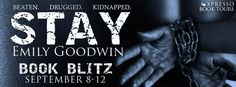 Sarit Yahalomi: Stay by Emily Goodwin book blitz