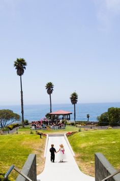 Oceanfront Gazebo And Lawn Area Located Overlooking The Scenic Bluffs Of Pismo Beach