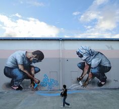 The Best Street-Art of 2013 !