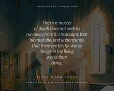 Daily Quotes from Harry Potter's World : Photo