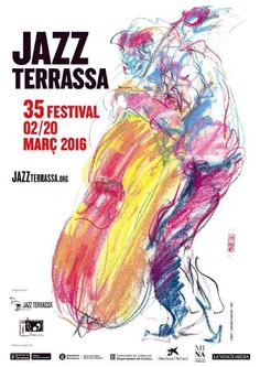 35è Festival de Jazz de Terrassa. Del 2 al 20 de març
