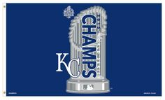 kansas city royals flag