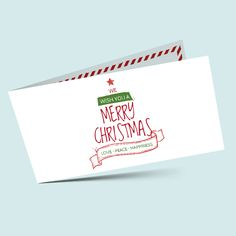 Weihnachtskarte Weihnachtszeit - online selbst gestalten und bestellen