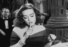 "BETTE DAVIS ""ALL ABOUT EVE"""