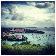 Cruz Bay, St. John, Virgin Islands