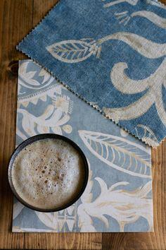 patterns + latte · Lisa Hjalt