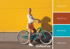 Vintage styles and color palettes are always making a comeback. Transform the look and feel of your designs with these 25 free retro color combinations. Vintage and… Vintage Colour Palette, Colour Pallette, Colour Schemes, Vintage Colors, Color Combos, Retro Colours, Color Harmony, Color Balance, Wallpaper B
