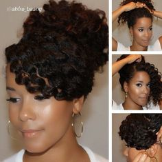 Pretty bun! I plan to try this on an old twist out one day