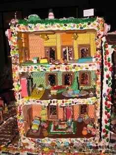 Gingerbread Houses at City Centre in Seattle Gingerbread Houses, Seattle, Centre, City, Frame, Blog, Home Decor, Picture Frame, Decoration Home