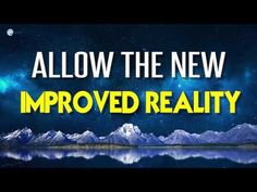 Abraham Hicks 2017 - How to allow the new improved reality asked by the contrast - YouTube