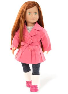 There has never been a generation of girls quite like us. Our Generation dolls, doll clothes and accessories. Og Dolls, Girl Dolls, Doll Clothes Patterns, Clothing Patterns, Our Generation Doll Accessories, Poupées Our Generation, America Girl, Journey Girls, Girls Accessories