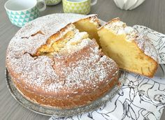 Le gâteau dit: Verre de lait! Parce qu'on mesure les ingrédients... Avec un verre! - Cuisine - Trucs et Bricolages