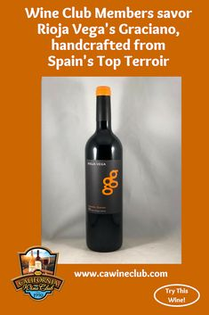 The California Wine Club features the 2017 Garnacha y Graciano, 2015 Estate Bottle Crianza, and 2017 Rosado by Rioja Vega Winery, a Spanish winery established in Learn more about this winery. California Wine Club, Wine Varietals, Club International, Famous Wines, Red Wines, Cabernet Sauvignon, Knowledge, Red Wine, Facts