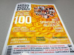 Twelve New World Library authors received the honorary distinction of being named in Watkins Magazine as one of THE 100 MOST SPIRITUALLY INFLUENTIAL LIVING PEOPLE - 2015. www.newworldlibrary.com