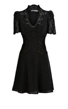 Karen Millen Lace Embroidery Dress...this was my birthday dress...