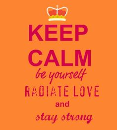 """One of my favorite """"Keep Calm"""" quotes!"""