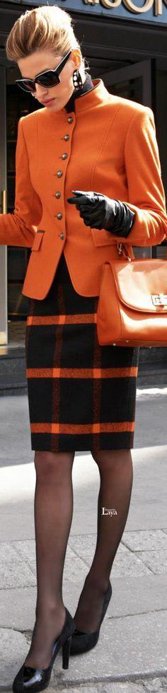 High Society- Madeleine In New York City Chic Style | ~LadyLuxuryDesigns