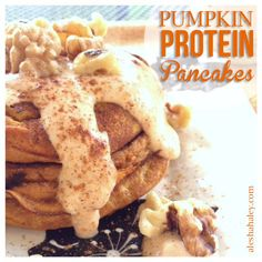 This is one of my favorite pancake recipes! Super yummy and packed full of protein,what's not to love?! I wanted to share with my readers one of Jamie Eason's Recipes, from bodybuilding.com. I of...
