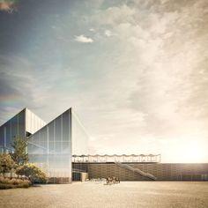 Tuñón . CulDeSac . [Sin Título] pabellón de españa . expo milano 2015 #architecture