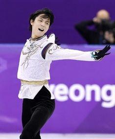 平昌五輪フィギュアスケート男子シングルで2大会連続の金メダルに輝いた羽生結弦(2 - Yahoo!ニュース(スポニチアネックス)