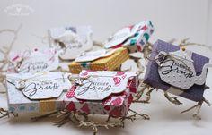 Stampin Up - Stempelherz - Verpackung - Box - Envelope Punchboard - Stempelset…