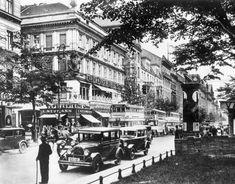 Berlin 1928 Unter den Linden
