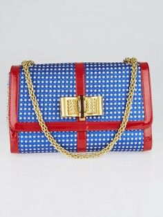 b885b0ff808 Women's Red Sweet Charity Bow-detail Leather Flap Bag   Bags   Red ...