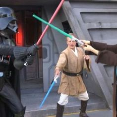 Disney Parks: The Force will soon be with you