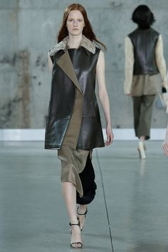 Reed Krakoff Fall 2014 Ready-to-Wear Collection Slideshow on Style.com #nyfw #fashion #runway