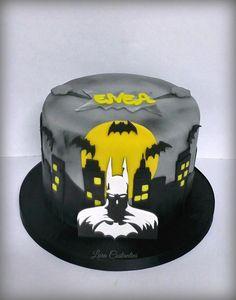 BATMAN CAKE!!! - Cake by Lara Costantini