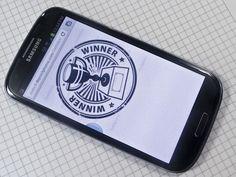 El mejor #smartphone del Mobile World Congress 2013 #MWC13 #ENTERCOMWC13