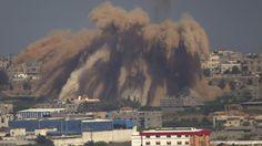 israel attack on gaza strip