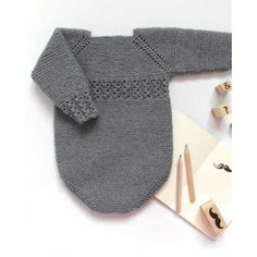 Diy Crafts - Shop powered by PrestaShop Baby Boy Knitting Patterns, Knitting For Kids, Baby Patterns, Baby Romper Pattern Free, Baby Leggings Pattern, Diy Crochet, Crochet Baby, Diy Crafts Knitting, Baby Crafts
