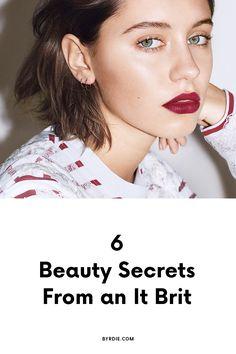 Beauty secrets that British girls swear by