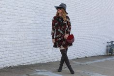 Boho Carmen Sandiego | Trust Your Closet