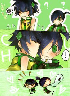 Kaoru and Butch