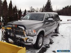 Dodge: Ram 2500 HD #dodge #ram2500 #forsale #canada