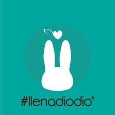 We love #llenadiodio