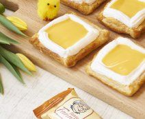 De lekkerste recepten met vers deeg - Tante Fanny 20 Min, Ham, Camembert Cheese, Dairy, Pistachio, Hams