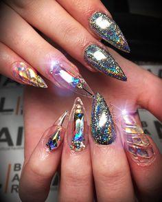 iFollow me for more beautiful nails! pinterest.com/hellowmysunshine/