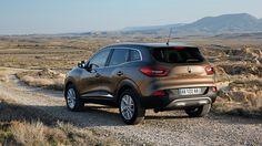 Il nuovo crossover #Renault #Kadjar